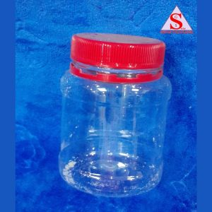 Pet jars by Swiss Packaging Ltd