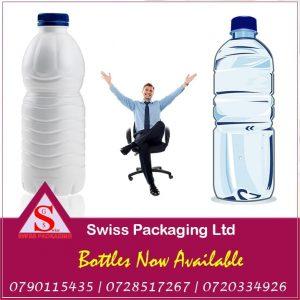 plastic water bottles, swiss packaging ltd