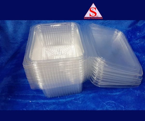 Disposable food punnets